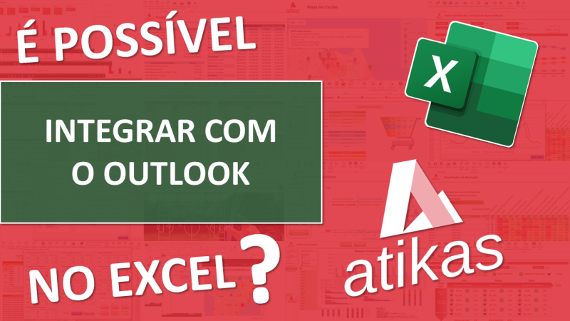 Integrando Excel com o Outlook