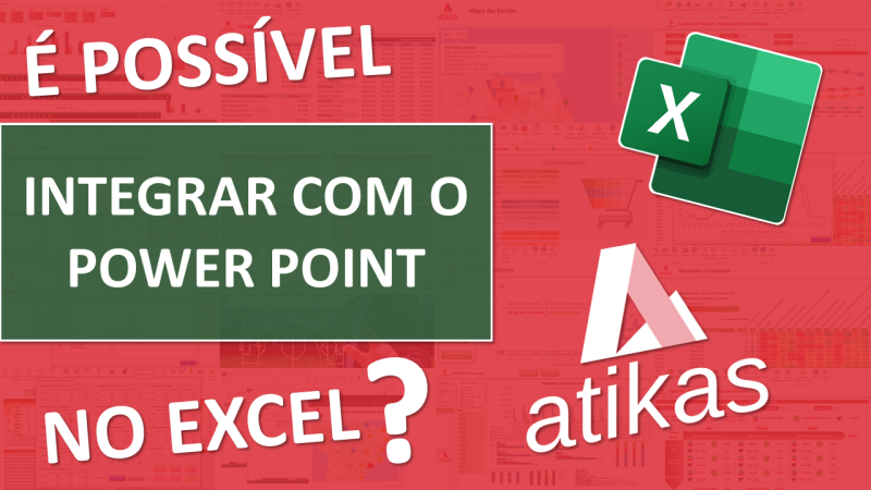 Integrando Excel com Power Point