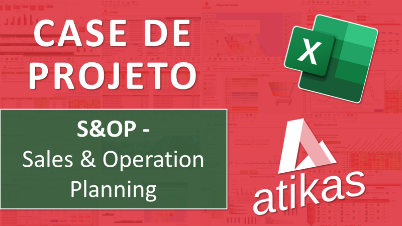 S&OP (Sales & Operation Planning)